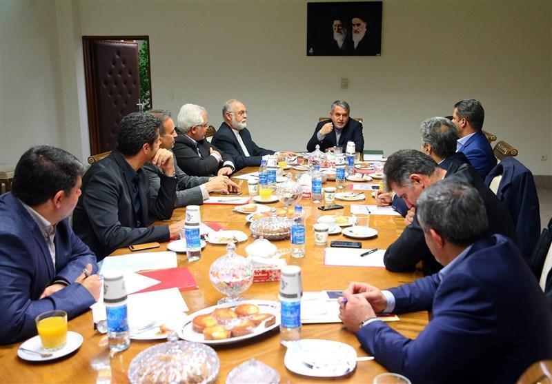 نشست هیئت اجرایی کمیته ملی المپیک برگزار گردید