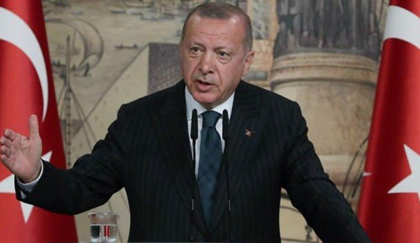 اظهارات تازه اردوغان درباره اس400