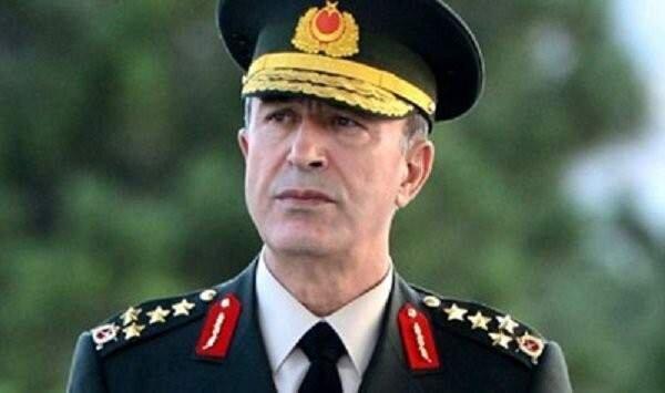 وزیر دفاع ترکیه تاکید کرد امکان ندارد نیروهای آمریکایی را هدف قرار دهیم